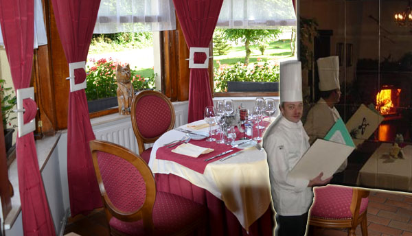 Restaurant Le Petit Normand - interieur